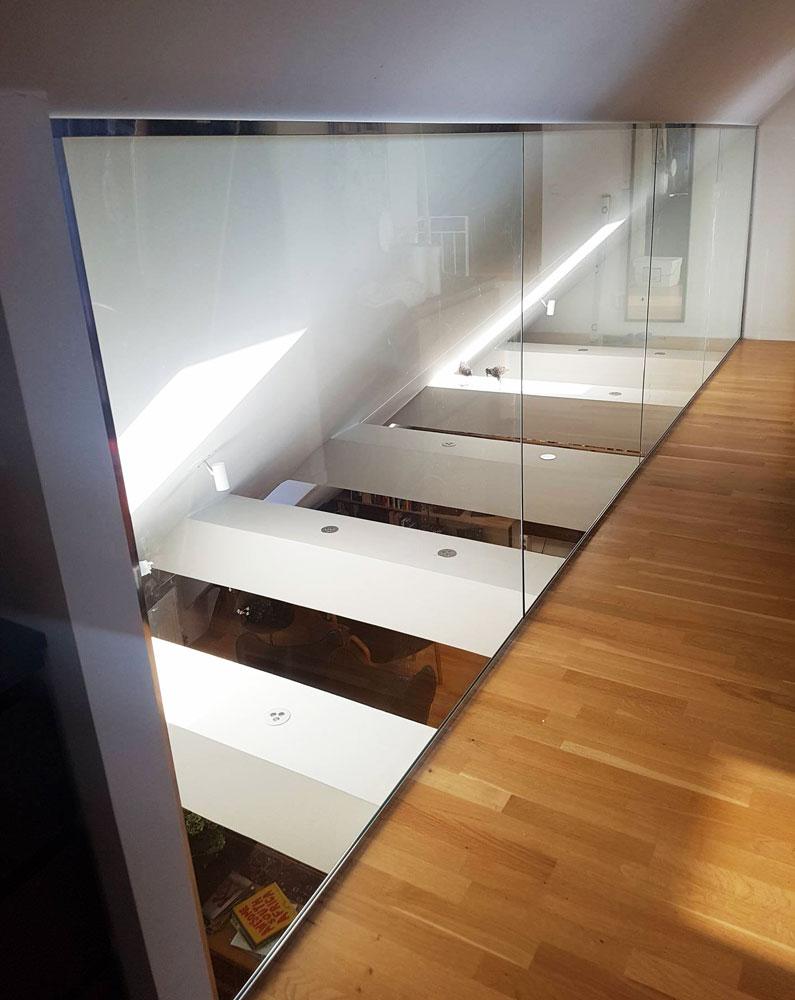 Montera Inredningsglas