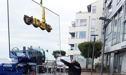 Glasmontering Malmö