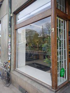 Reparera fönsterglas